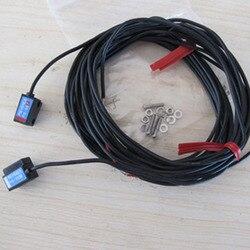 Darmowa wysyłka wysokiej jakości 100% nowy KEYENCE Kerns PS 55 fotoelektryczny przełącznik fotoelektryczny czujnik oryginalny autentyczne w Części i akcesoria do instrumentów od Narzędzia na