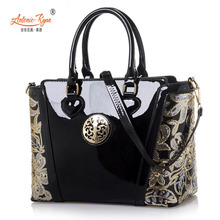 Antonio Ryan Brand patent leather Handbag Women Crossbody bags Handbags Messenger bag shoulder woman Bag Luxurious Princess bag