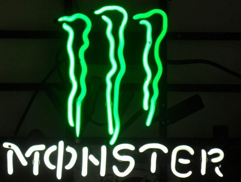Online Get Cheap Monster Neon Light Aliexpress Com