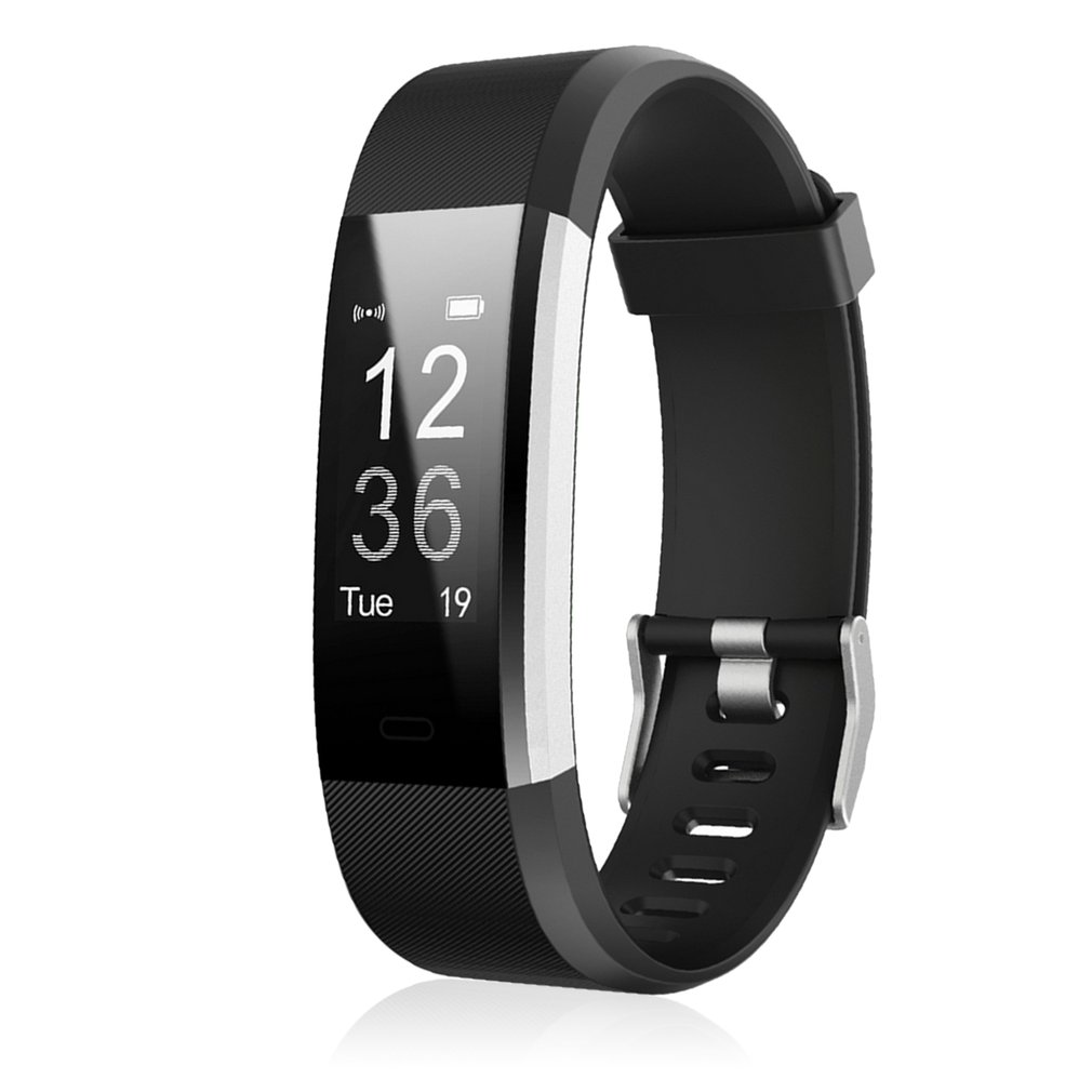 Dashing 0.96 Inch Led Id115hr Plus Smart Wristband Heart Rate Smart Bracelet Fitness Tracker Sports Smart Watch For Ios Android Watches