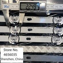 10 ชิ้น/ล็อต 100% LED backlight สำหรับ LG 55LF5950 innotek DRT 3.0 55 นิ้ว B 6916L 1730A 1731A 6916L 1990A 1991A