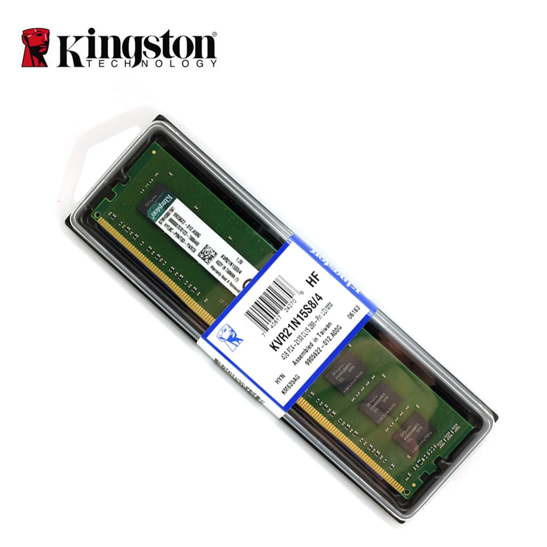 Kingston Desktop memory 4GB 8GB 2133MHz DDR4 Non-ECC CL15 DIMM 1Rx8 1.2 low voltage memory ram for desktop