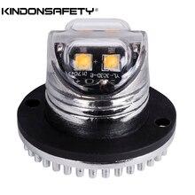 30 шт! 20 Вт Светодиодный светильник для дома, предупреждающая фара-Стробоскоп/светодиодный Blitzblink/Varsellys, DC10-30V, 5 Вт светодиодный, одобрено ECER10