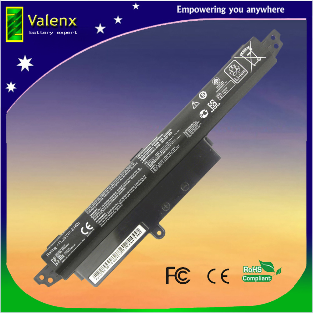 "A31N1302 Battery For ASUS VivoBook X200CA X200MA X200M X200LA F200CA 200CA 11.6"" A31LMH2 A31LM9H"