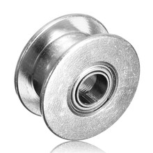Timing Gear Pulley Without tooth Idle Pulley synchronous Round 5mm For GT2 Belt Width 6MM Power