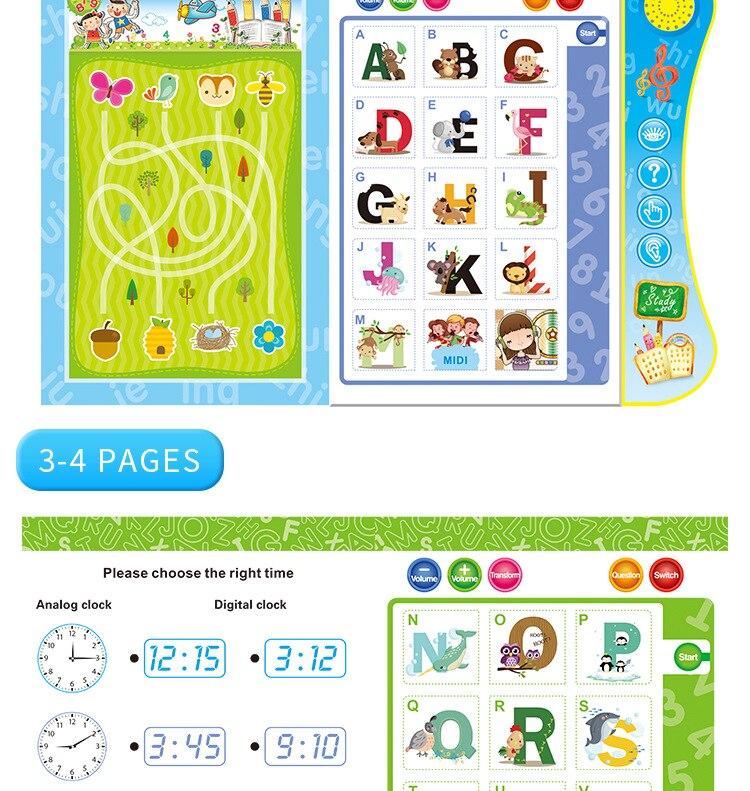 com lógica inteligente caneta pai-criança interação brinquedos educativos para crianças