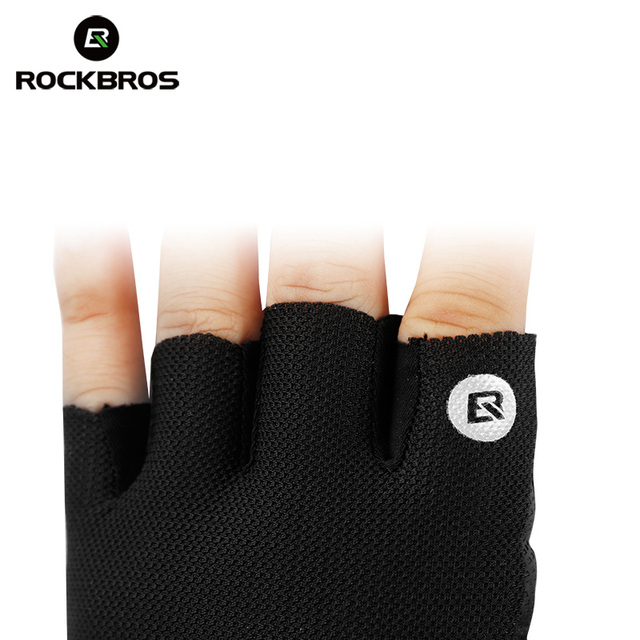 Rockbros Half Finger Bike Gloves