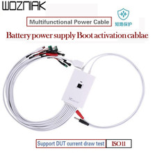 Power Supply iPower test Cable for iPhone 8G 8P X 7G 7P 6S 6SP 6G 6P 5s LCD display DC Power control test Wire, support ios11