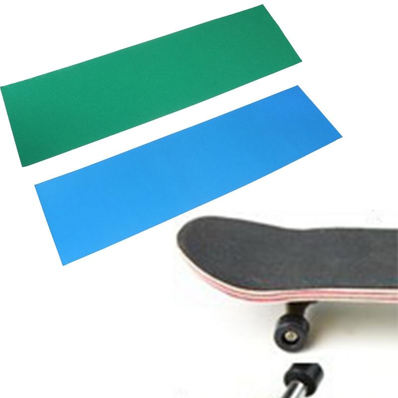 4 Pcs Aluminum Alloy Deck Protective Gasket for Skateboard Longboard Sliver