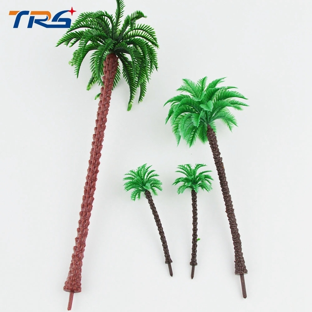 Miniature Palm Tree Garden Design Ideas