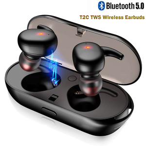 T2C TWS Wireless Bluetooth Ear