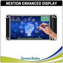 "3.2 ""NX4024K032 Nextion 향상된 HMI USART UART 직렬 저항 막 터치 TFT LCD 모듈 디스플레이 패널 Arduino Raspberry Pi 용"
