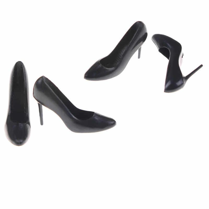 7786325e9 1/6 масштаб Женская обувь на высоком каблуке Платформа туфли-лодочки для  куклы подарок