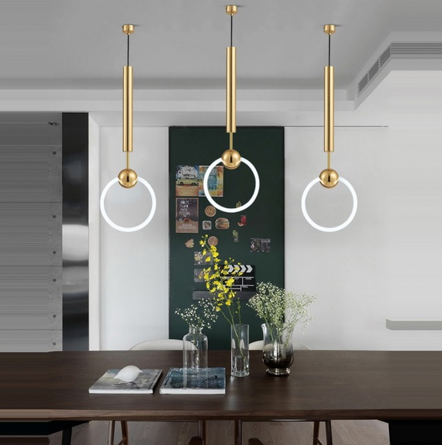 Aliexpress buy led nordic postmodern iron glass designer led led nordic postmodern iron glass designer led lamp led light pendant lights pendant lamp pendant light mozeypictures Image collections