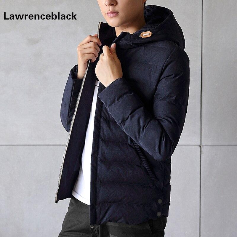 2017 Marke Parka Neue Daunenjacke Design Haube Männer Kleidung Herren Winter Jacke Casual Jacken Parkas Männlichen Wadded Mantel 643 Schrumpffrei