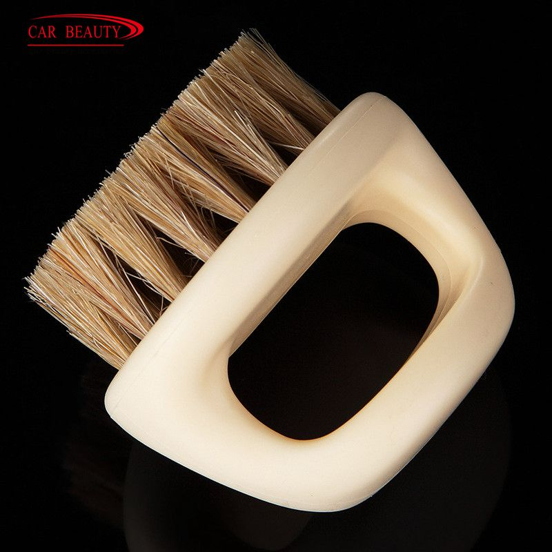 Auto Detailing Car Brush Cleaning Tool For Cars Auto Care Scrub Brush Car Wash Tools Tire Washing Brush