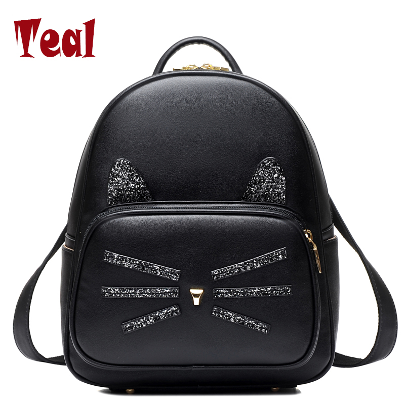 Women Backpack mochila backpack for travel sac a dos Korean style backpacks for teenage girls High Quality bag gift for new Year women genuine leather backpack luxury soft solid large capacity school bag ladies travel backpacks sac a dos mochila 2017 new