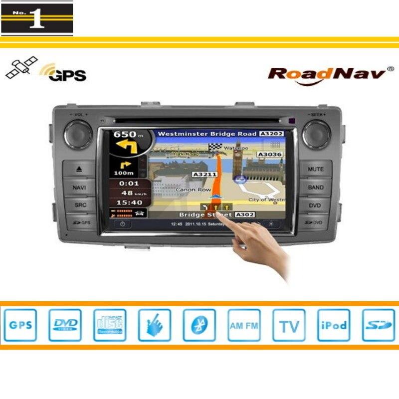 Android Car Multimedia Para Toyota Hilux SW4/VIGO 2012 ~ 2015 de Radio CD Dvd GP