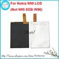Para nokia n95 (não n95 8 gb/n96) original do telefone display lcd digitador da tela + ferramentas gratuitas grátis