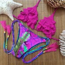 8627e7d7b9ec5 HOT Marca New VS Senhoras Swimwear Biquíni frete grátis para todo o  mundo(China)