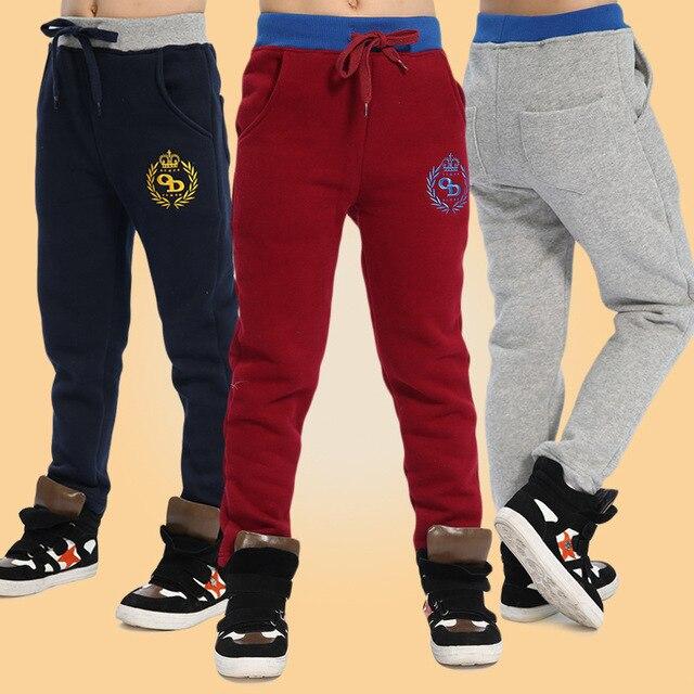 462b1060fac02 Nuevos 2015 niños pantalones niños pantalones deportivos para el niño  ocasional pantalones largos de corea ropa