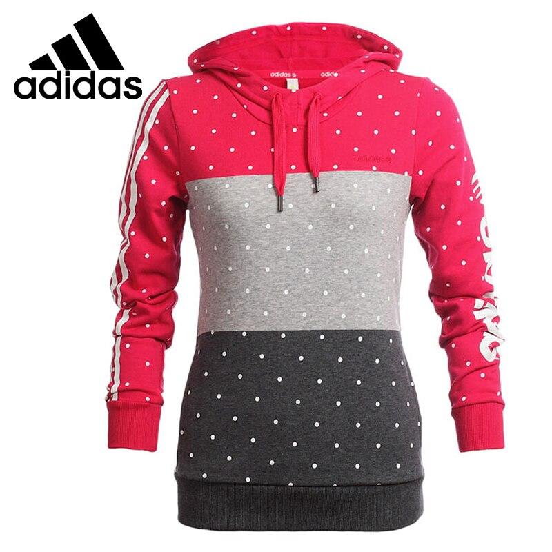 Prix pour D'origine Adidas NEO Étiquette Femmes de Patchwork Pull Hoodies de Sport