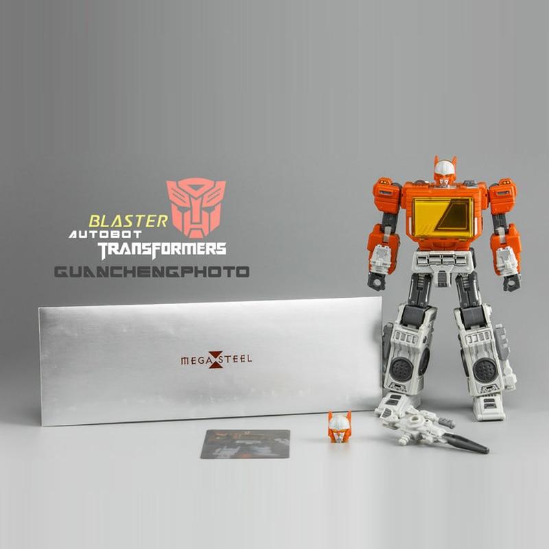 (IN STOCK) Toy Mega Steel MS-03 Radio