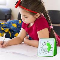 60 Minute Visual Timer Silent Time Management Tool For Classroom Conference Countdown For Children And Adults For Home