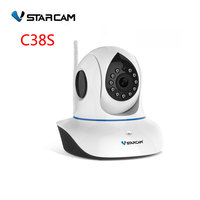 VStarcam HD 1080P Wifi IP Camera 3 6mm Lens P2P ONVIF IR Cut Indoor P T