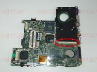 DA0ZD1MB6F0 MBAGW06001 for ACER ASPIRE 5920 5920G laptop Motherboard MB.AGW06.001 with Graphics Card