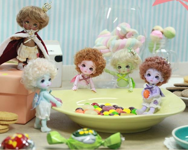 1/12 BJD bambola bianca. Belle-in Bambole da Giocattoli e hobby su AliExpress - 11.11_Doppio 11Giorno dei single 1
