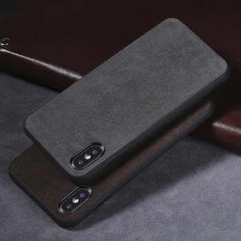Phone Case For Xiaomi Mi 8 lite A1 A2 lite Mix 2S Max 3 case Suede Fur Soft Cover For Redmi Note 5 6 Pro case - DISCOUNT ITEM  25% OFF All Category