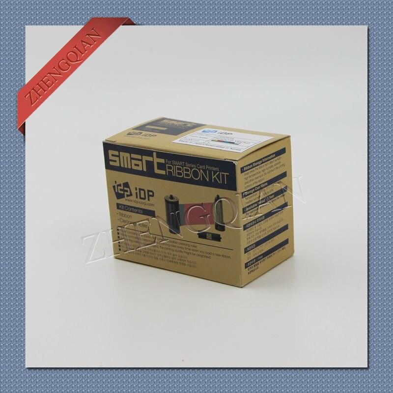 ФОТО original IDP smart 650634  SIADC-P-YMCKO full color ribbon for korea smart iID card prinnter