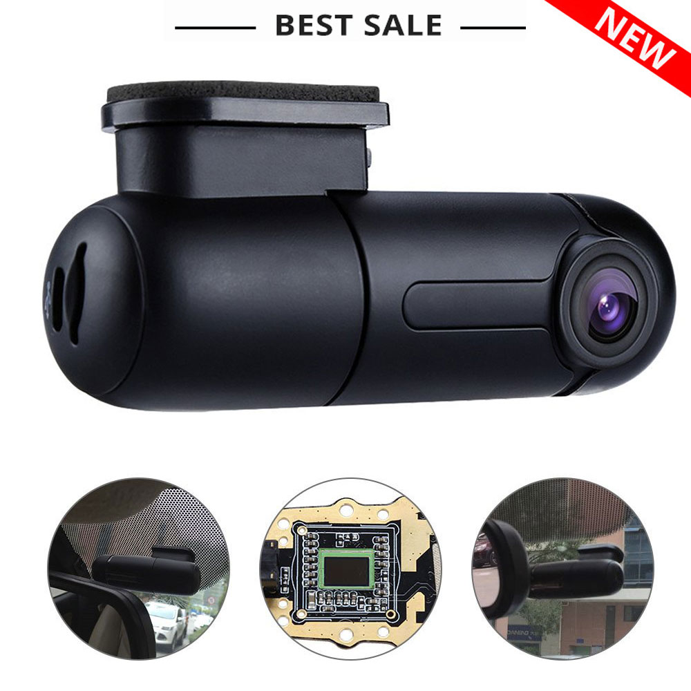 HD Dvr caméra voiture caméra commande vocale 1080 P tableau de bord caméra Wifi Vision nocturne 360 degrés enregistreur de conduite dashcam tableau de bord carcam