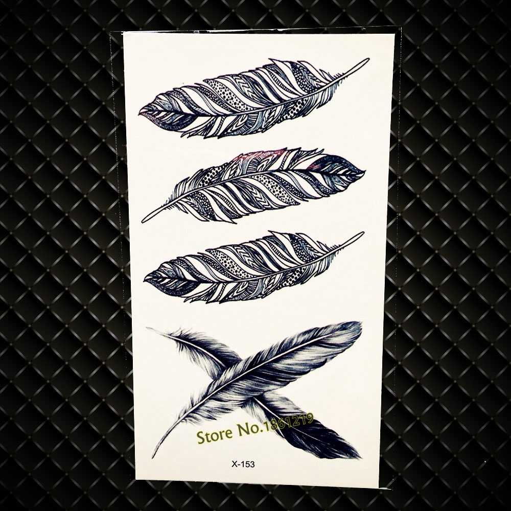 Lace Flower High-Heeled Shoes Tattoo For Women Girls Lady Fake Tatoo Body Art Waterproof Henna Temporary Tattoo Stickers GAQ-042