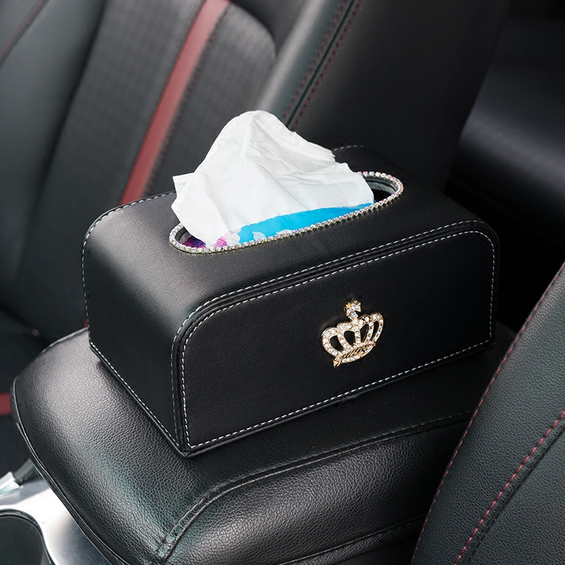 Automotive tissue box16