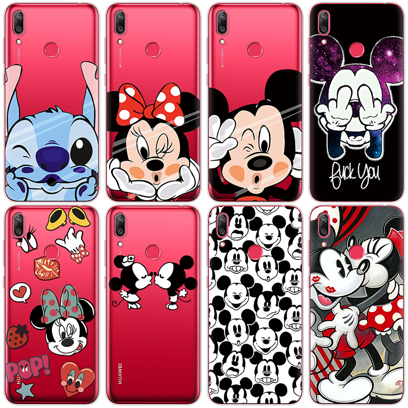 Cartoon Couple Cute For <font><b>Huawei</b></font> <font><b>Y7</b></font> <font><b>2019</b></font> Silicone TPU <font><b>Cover</b></font> Soft Phone <font><b>Case</b></font> For Coque <font><b>Huawei</b></font> <font><b>Y7</b></font> <font><b>2019</b></font> Y 7 Y7Pro <font><b>Y7</b></font> Pro <font><b>2019</b></font> <font><b>Case</b></font> image