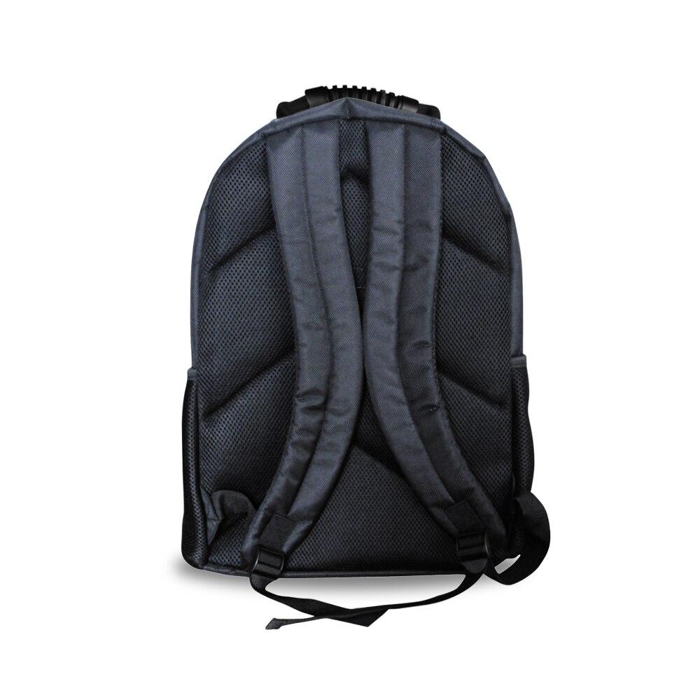 WHOSEPET Girls Shoulder Backpacks for School Cute Dog Printing Laptop Bagpack Women Large Felt Back Pack Femme Travel Backpack