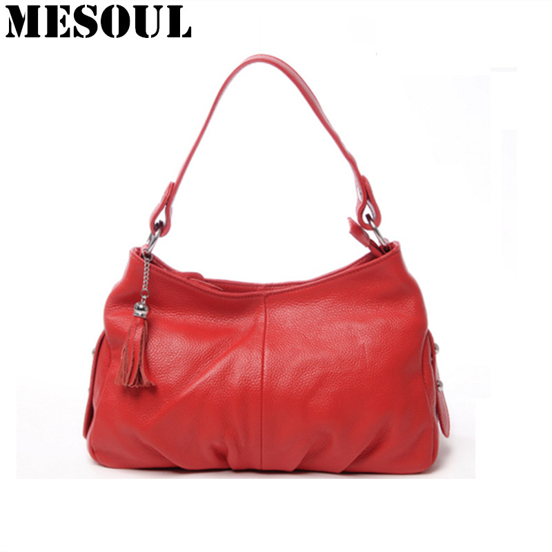 luxury handbags women bags ladies leather fashion casual messenger bags female shoulder bag genuine leather tote bolsa feminina ludesnoble woman bags 2016 bag handbag fashion handbags summer genuine leather bag female shoulder bags women bolsa feminina