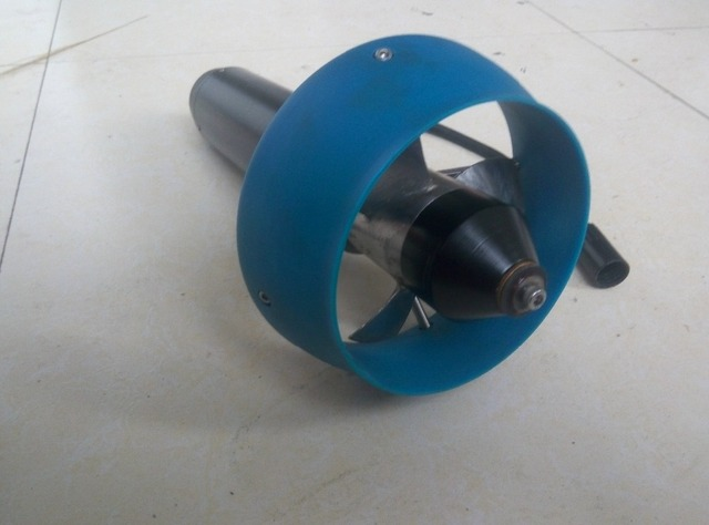 Underwater Thruster Brushless Motor Rov Auv The Magnetic