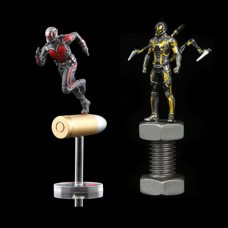 Super Soldier Mini Ant Man Anime Figure Wasp Warrior PVC Action Antman Toy Model Toy Collection 6.5 BDFG6078