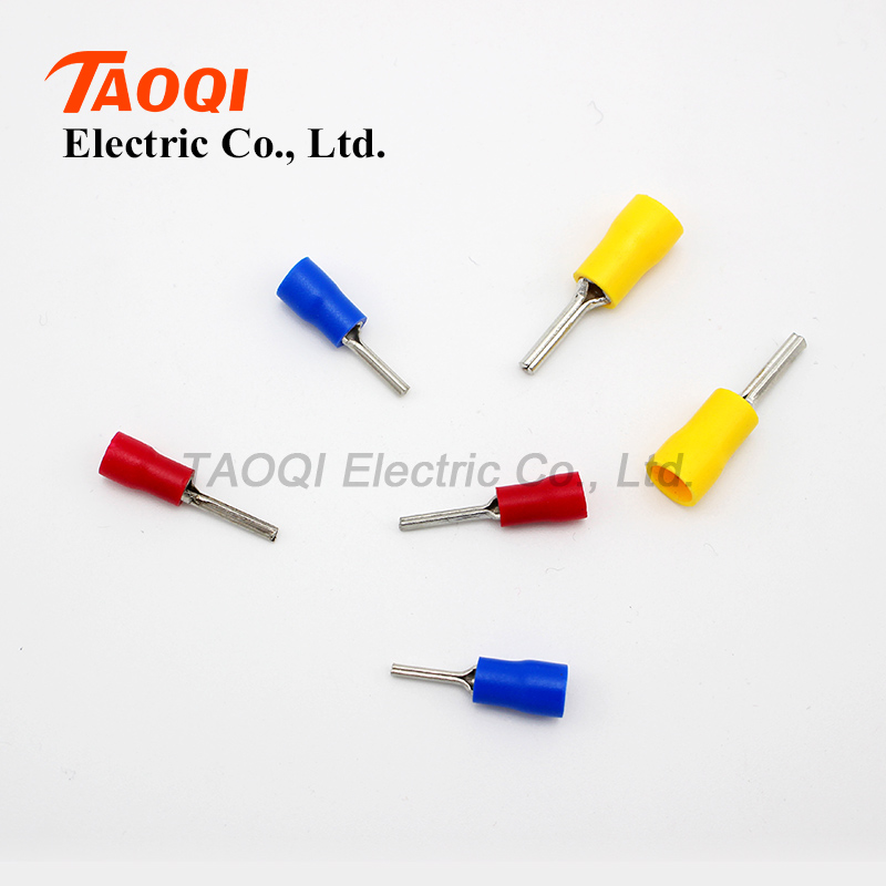 1000pcs/pack PTV1.25 10 Pin shape Pre Insulated Terminal Cable Wire ...