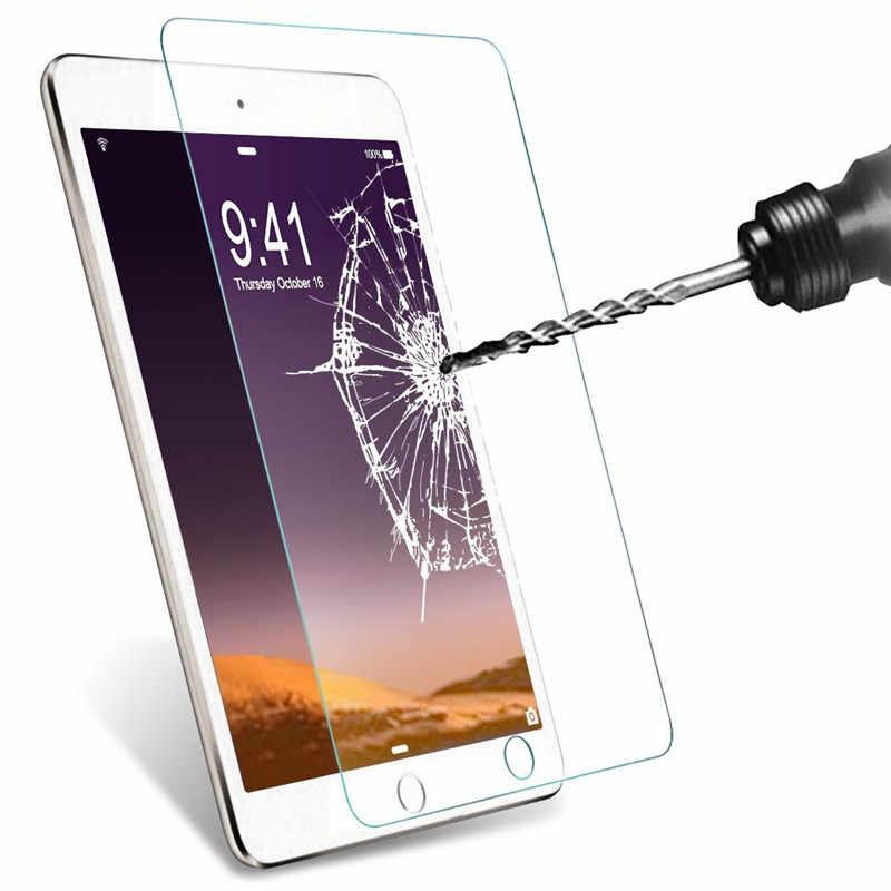 9H 2.5D الزجاج المقسى واقي للشاشة لأجهزة أي بود تاتش 4 5 6 لباد 2/3/4 mini 1 2 3 4 pro9.7 pro 10.5 air 1 2 طبقة رقيقة واقية