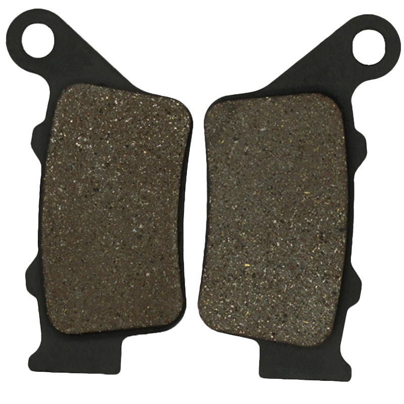 Cyleto Motorcycle Rear Brake Pads for BMW G 650 G650 Xcountry 07-09 F 700 GS F700GS 13-15 F800GS F 800 GT 08-15 F800GT 2013-2015(China)