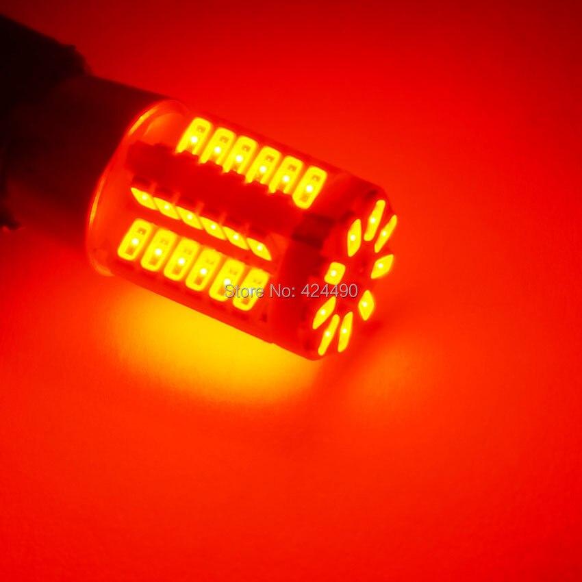 AORUNYEBAO 10 ədəd T10 Canbus 168 194 W5W 3014 LED 57SMD səhvsiz - Avtomobil işıqları - Fotoqrafiya 5