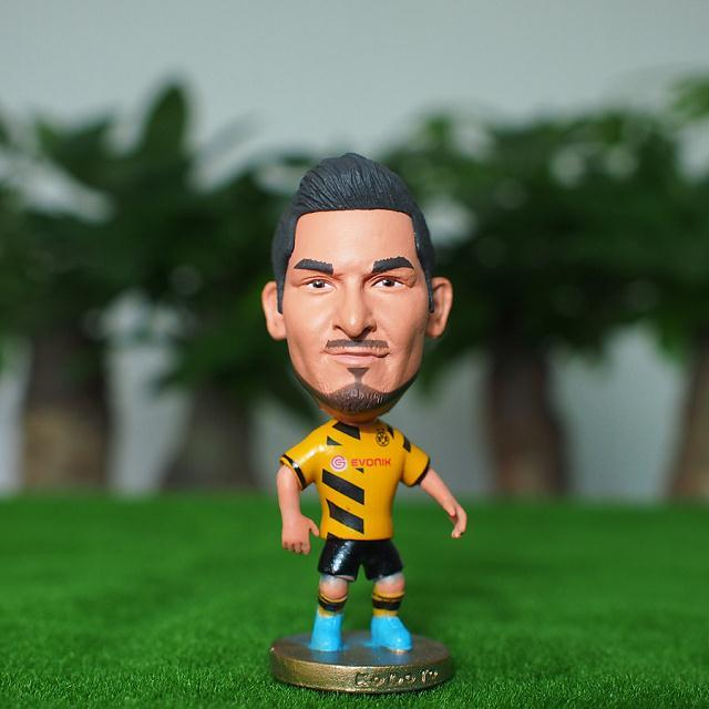 Soccer Star 8# GUNDOGAN (BVB-2015) 2.5 Action Dolls Figurine ...