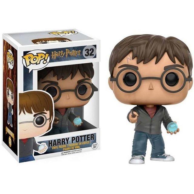 Funko поп официальный Гарри Поттер-Гарри Поттер с пророчество Виниловая фигурка Коллекционная модель игрушки с Оригинальная коробка
