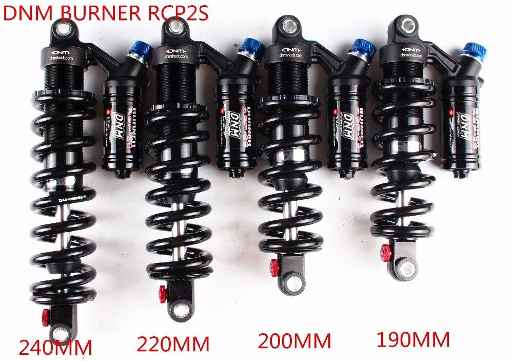 Dnm Burner Rcp2S Mountain Bike bicycle mtb Downhill DH Rear Shock 190mm 200m 220mm 240mm 550