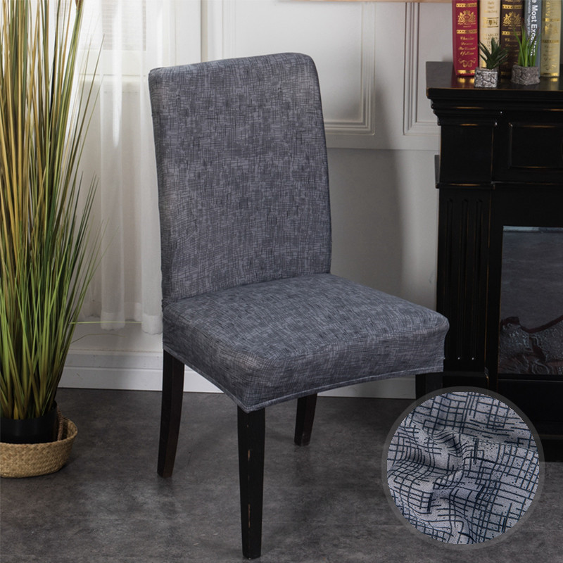 Dining Room Chair Protective Covers: Spandex Chair Covers Stretch Removable Anti Dirty Dining