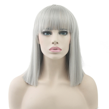 Women's Colorful Straight Wig